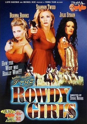 Julie strain the rowdy girls - 3 part 1