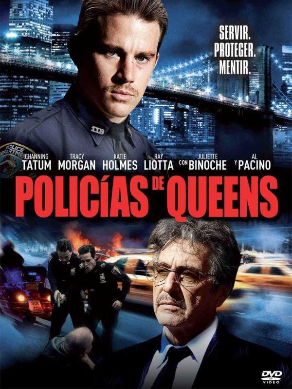 Policías de Queen... Al Pacino