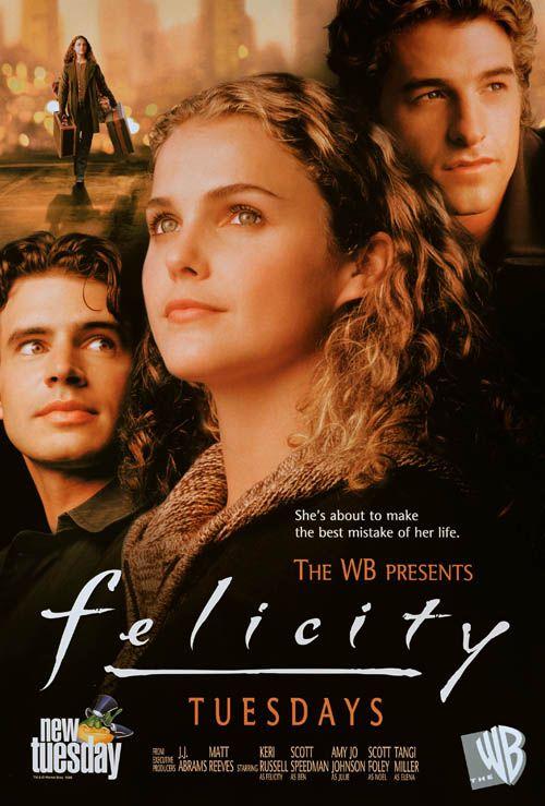 W Crane Guy Felicity - Serie :: CI...