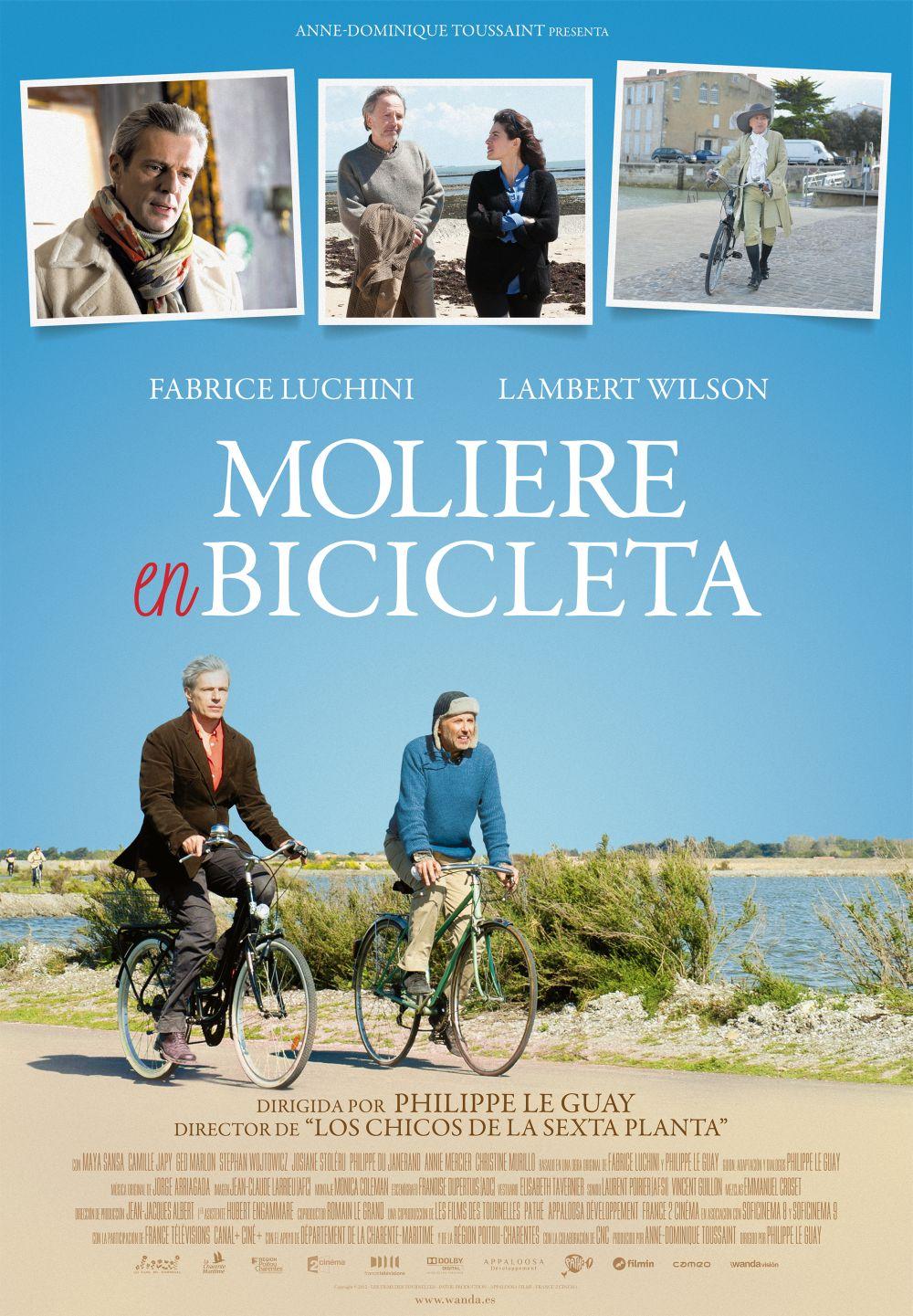 Molière en bicicleta (Descargar Gratis)