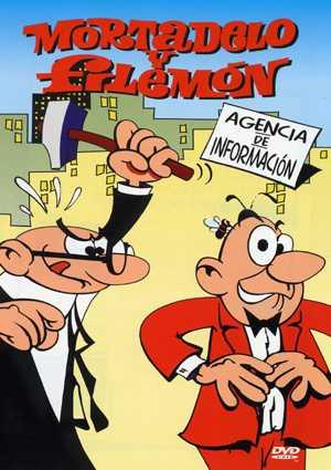 Capitulos de: Mortadelo y Filem�n