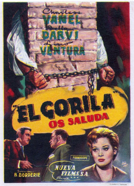 El Gorila os Saluda - Pelicula :: CINeol