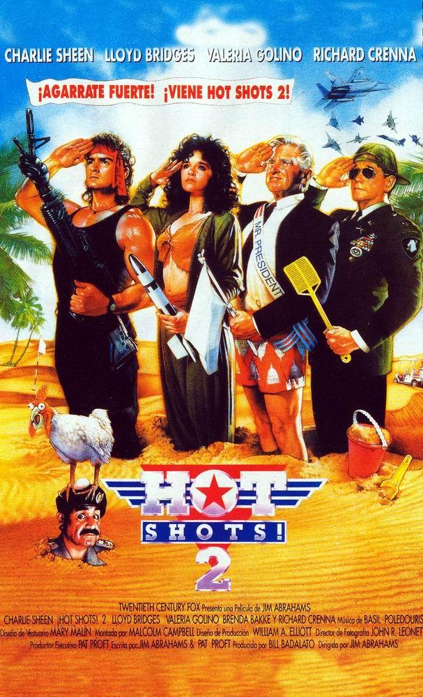 Hot Shots 2 Besetzung