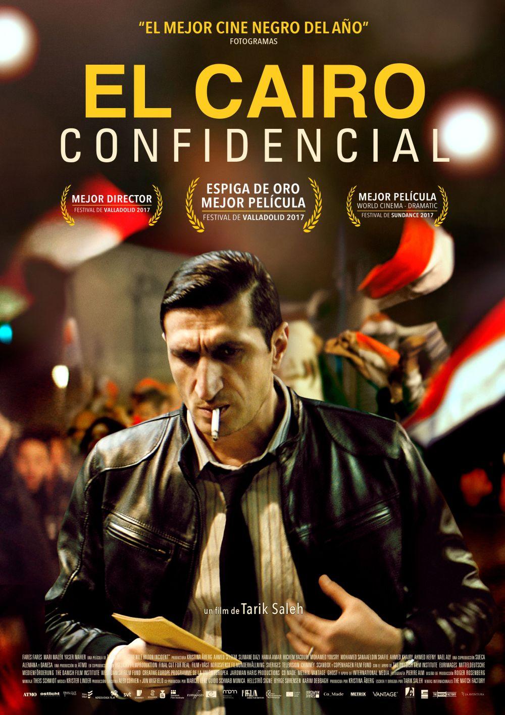 El cairo confidencial pelicula cineol for Cines verdi cartelera