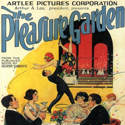 El jard n de la alegr a 1925 pelicula cineol for El jardin de la alegria cordoba