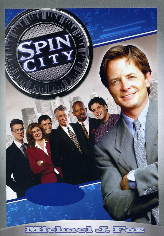 Capitulos de: Spin City