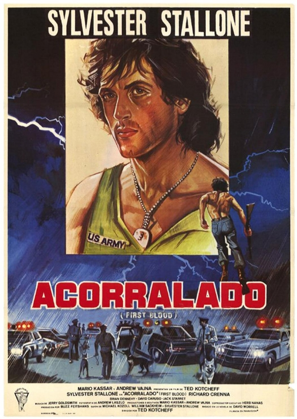 Jerry Goldsmith Rambo First Blood Part II Original Soundtrack