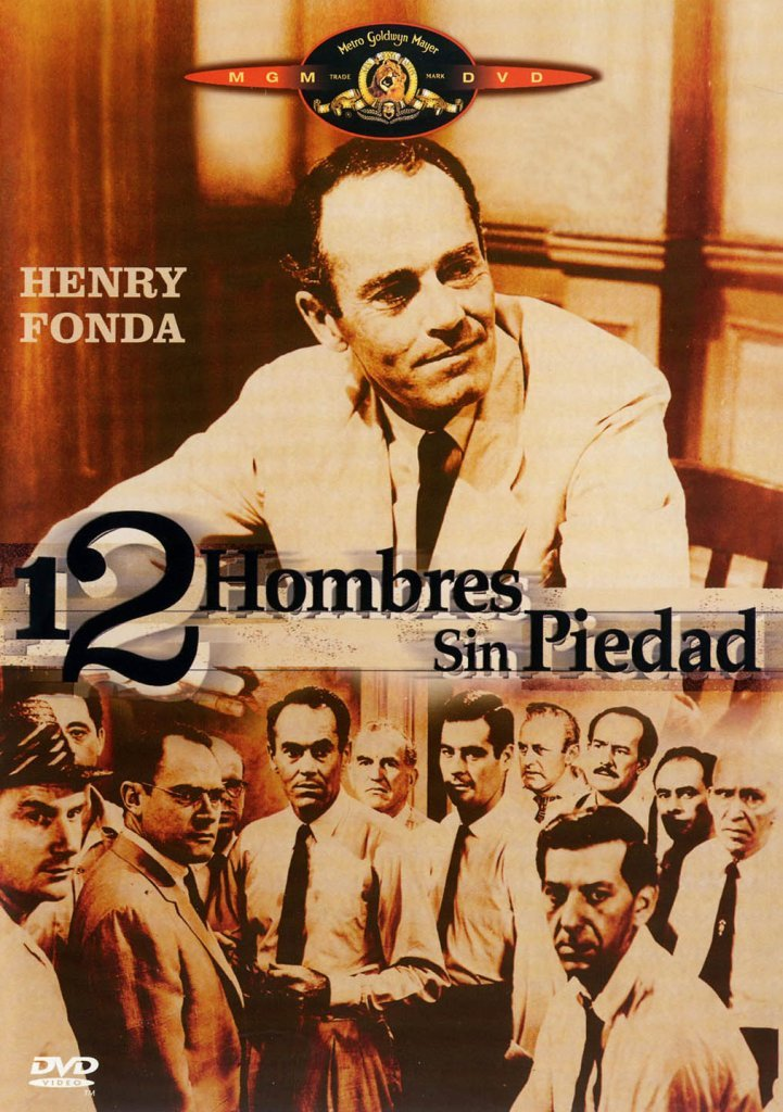12 Angry men (doce hombres sin piedad, 1957)