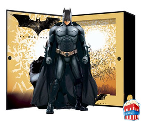 Merchandising Batman Begins