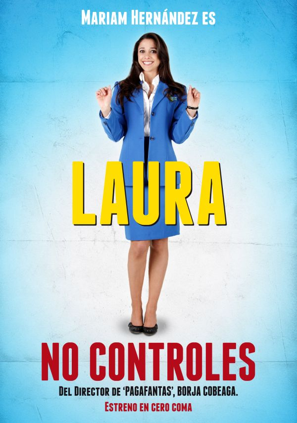 Cartel teaser de No controles
