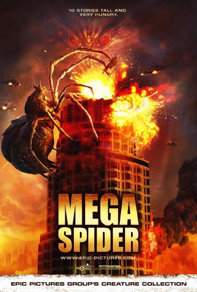 Big Ass Spider [2013] [BrRip] [Ingles - Sub] [MG-PL]