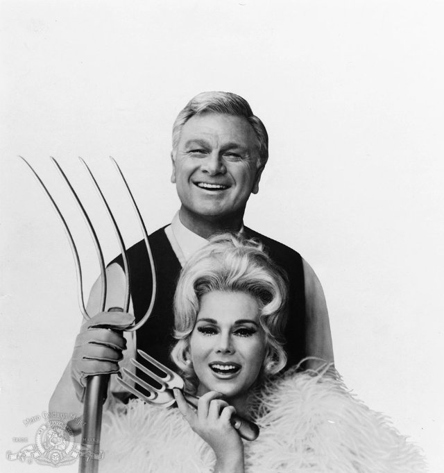 Eddie Albert Wallpapers Home Eddie Albert Eddie Albert Y Eva Gabor En Granjero Ultimo