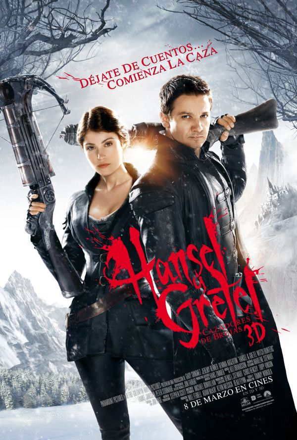 hansel and gretel witch hunters 76152 Hansel & Gretel Witch Hunters [2013] [Cam] [Sub Español]