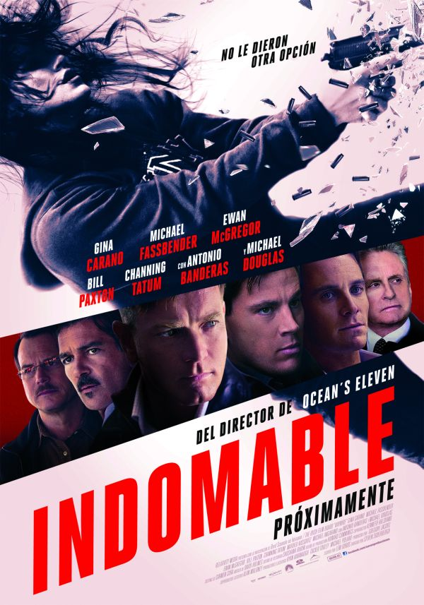 Cartel de Indomable