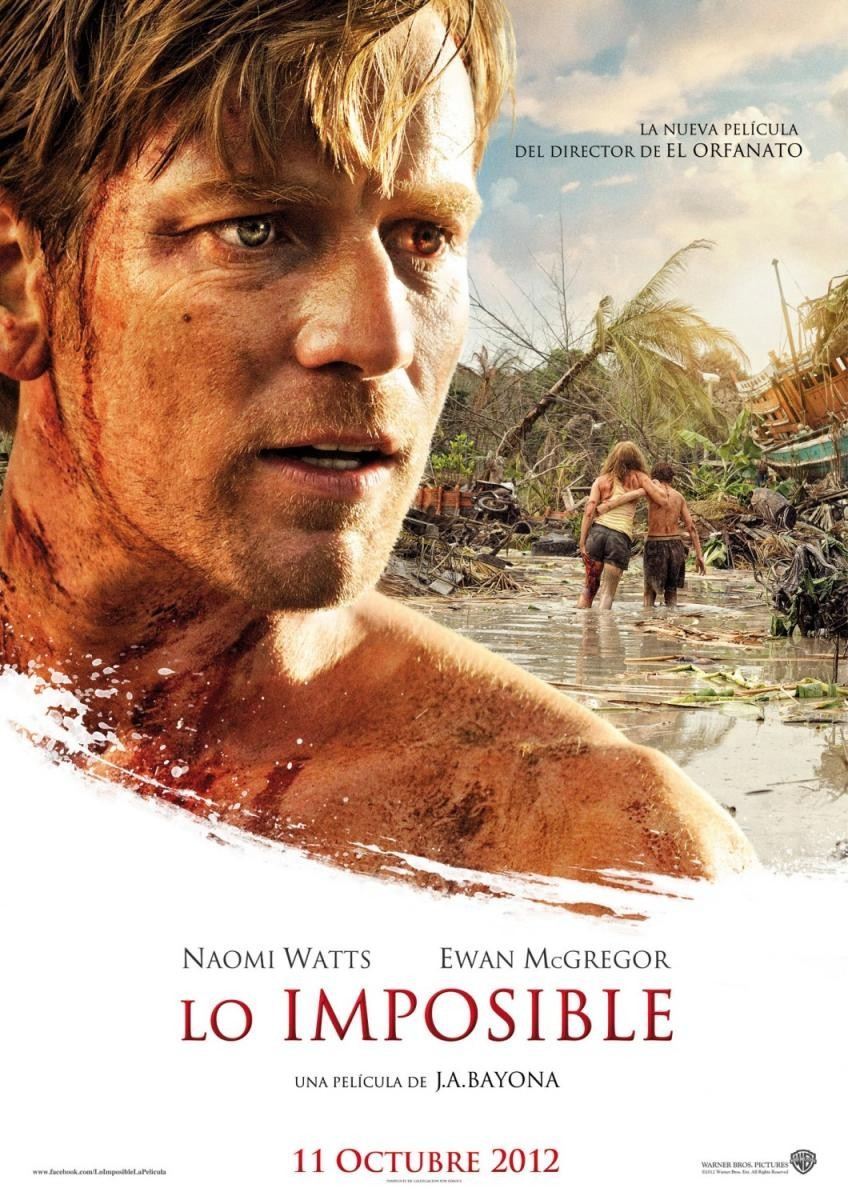 Cartel de Lo Imposible