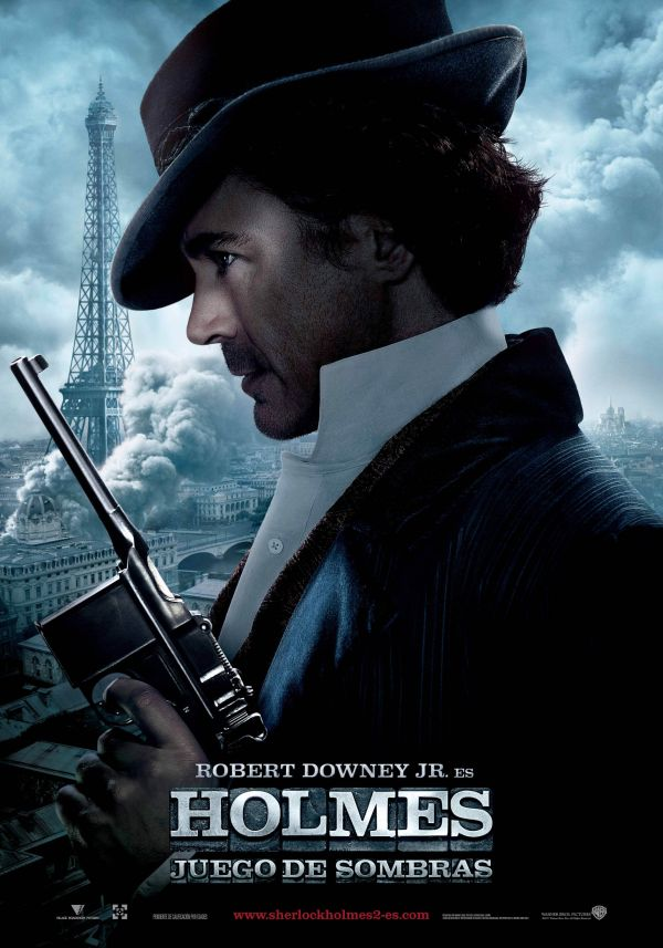 Sherlock Holmes: Juego de sombras (2011)