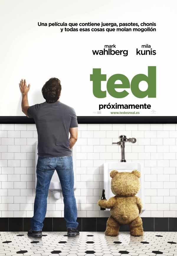 Cartel de Ted