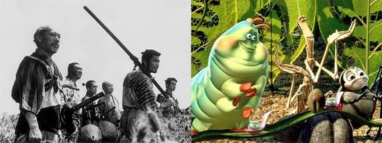 10 películas sospechosamente parecidas a otras