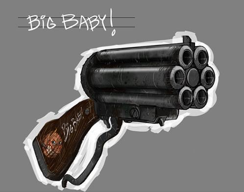Área 51-B (Libre) Bigbaby